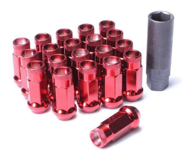 20 Lug nuts + Socket Kit - 12x1.25